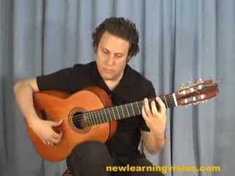 Understanding Flamenco - intro to flamenco guitar-clip 06-10
