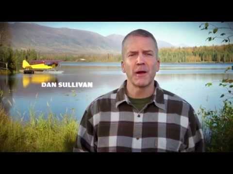 Dan Sullivan for Senate: He's On Alaska's Side