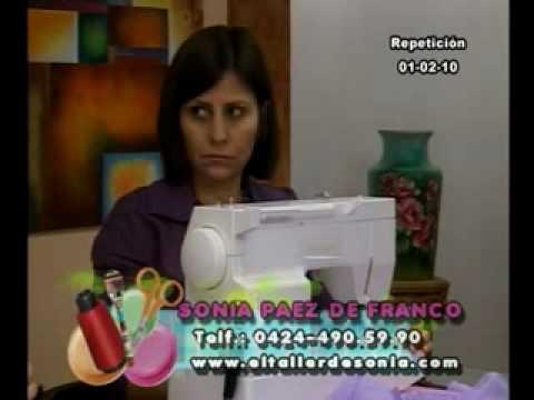 Habil&Dades Con Raquel - Sonia de Franco 2/4 Cenefa Victoriana
