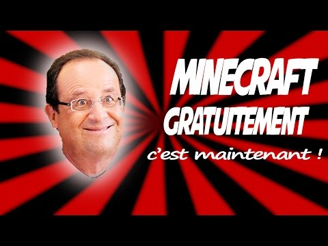 Minecraft - Obtenir un compte premium Gratuit