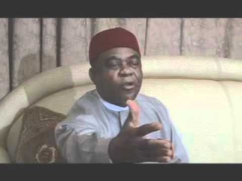 Gov. T. A. Orji Speaking To The Press In Abuja On 18000 Min. Wage And The Alleged Gang Rape Saga. video