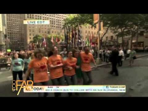 NBC's Today Show-Meredith Viera's Musical Goodbye