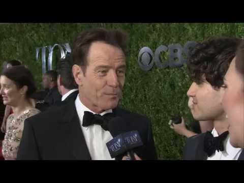 Red Carpet: Bryan Cranston (2015)