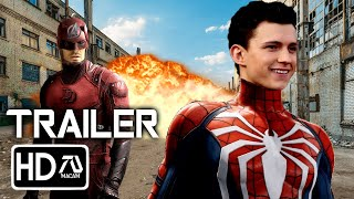SPIDER-MAN 3: HOME RUN Trailer (2021) Tom Holland (Fan Made)