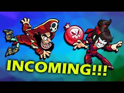 2v2s w/ Zumwar • DOUBLE KO's INCOMING!! • Brawlhalla Gameplay