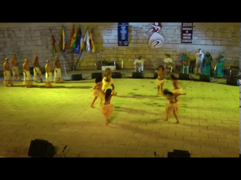 Colombian folk dance: Mapalé - Agrupación Artística Danzar
