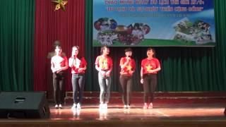 HaUi CLB AAC | Duyệt Văn Nghệ – Cô Gái Mở Đường Không yêu không được luôn