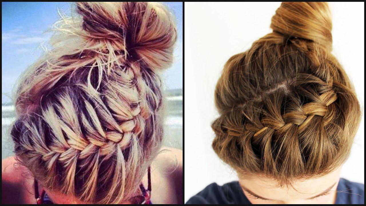 Причёски для средних волос для 13 летних девочек