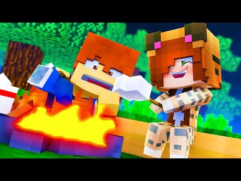 Minecraft Daycare - CAMPING DISASTER !? (Minecraft Roleplay)