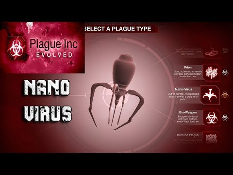 Plague Inc. Evolved - Nano-Virus Brutal Walkthrough