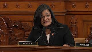 WATCH: Rep. Pramila Jayapal's full opening statement in day 1 of Trump impeachment articles markup
