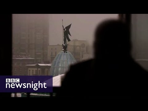 Snipers at Maidan - the untold Ukraine story - Newsnight