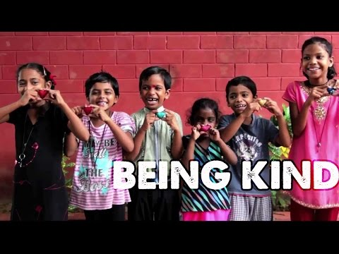 BEING KIND: The Music Video that Circle the World