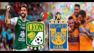 Leon vs Tigres Liga MX Radio