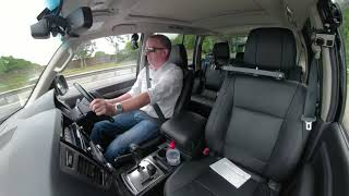 Review and Virtual Video Test Drive In Our 2015 Mitsubishi Shogun 3 2 DI DC SG3 Auto 4WD 5dr LWB 2