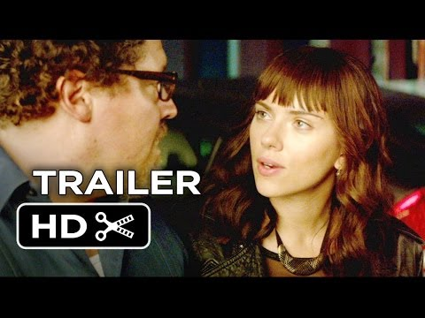 Chef Official Happy Trailer (2014) - Scarlett Johansson, Jon Favreau Movie HD