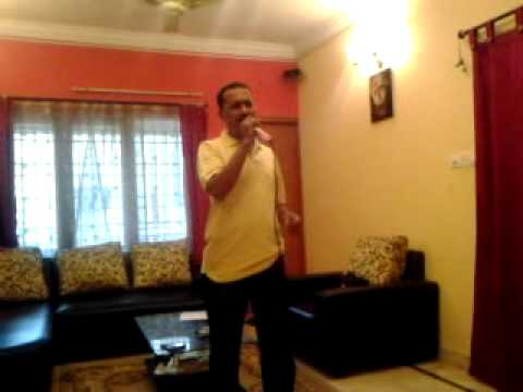 Main Shayar Badnaam Karaoke by Venkat