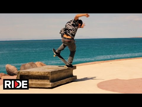 Skating in La Paz, Mexico with Luis Humberto, Guillermo Martinez and more!