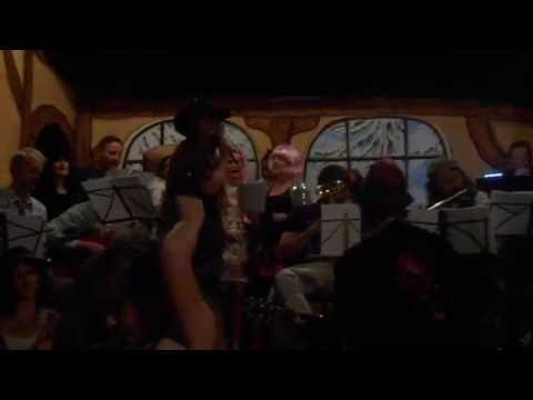 The Fantasy Orchestra Whitstable - Fire - Jimi Hendrix