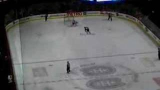 Mark Streit penalty shot attempt 08/01/08