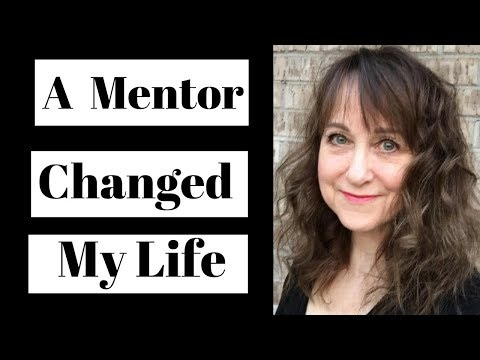 A Mentor Changed My Life