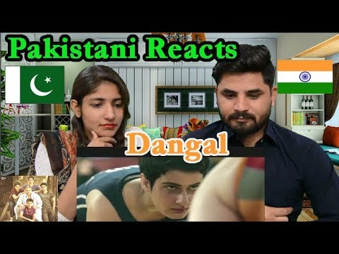 Pakistani Reacts To Dangal | Official Trailer | Aamir Khan | Dangal Movie Reaction thumbnail