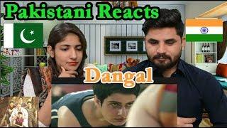 Pakistani Reacts To Dangal   Official Trailer   Aamir Khan   Dangal Movie Reaction