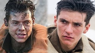 Harry Styles' Dunkirk Co-Star Says TOO Much Emphasis Is Being Placed On Harry
