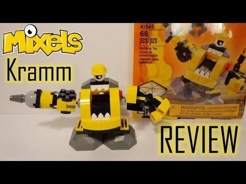 LEGO Mixels Series 6 Kramm REVIEW!