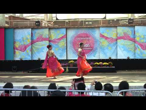 Cary Diwali 2012 - Hasta hua noorani chehra