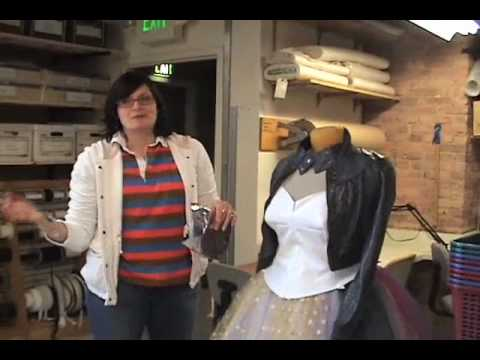 "Behind the Scenes at Skylight's Rent: ""Costume Design"""