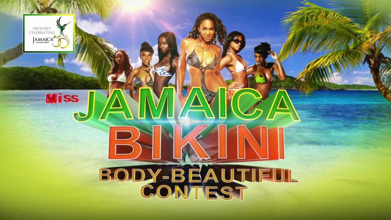 Ms Jamaica Bikini Body Beautiful Contest Cinema Ae
