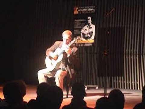 Göran Söllscher Uppsala Guitar Festival 2007