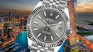 Here is why the Rolex Datejust 41 is worth $9,350