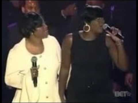 Fantasia & Diane Barrino  He's Done Enough Live