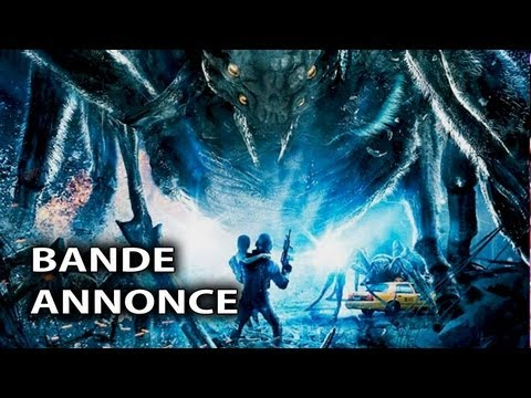 SPIDERS 3D Bande Annonce VOST (2013)