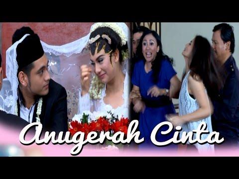 Sah, Arka & Naura Meski Ada Gangguan [Anugerah Cinta] [5 Des 2016]