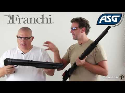 Franchi SAS 12 Shotguns from ASG