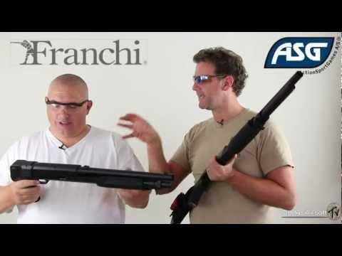 Franchi SAS 12 Shotguns from ASG