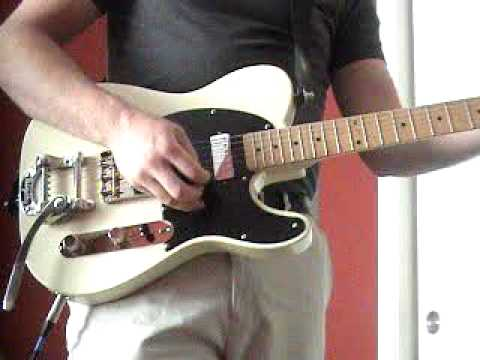 Custom Telecaster Build— Demo #2
