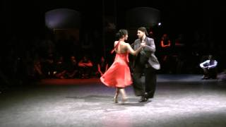 Homer & Cristina Ladas dance tango @ Tango Nuevo Festival of Montreal 2010 (2/2)