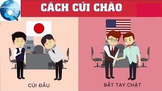 Sự khác biệt thú vị giữa người Nhật Bản và người Mỹ không phải ai cũng biết