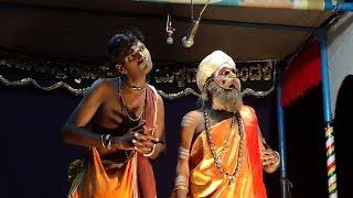 Yakshagana -- Bhaktha Prahalada - 7- Guru matta - Hasya - 4