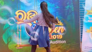 Manna udi jayare song At Raja queen pre audition 2019