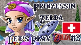 ⚔️ LET'S PLAY ZELDA OCARINA OF TIME 🇨🇭 ⚔️ #3 Prinzessin Zelda