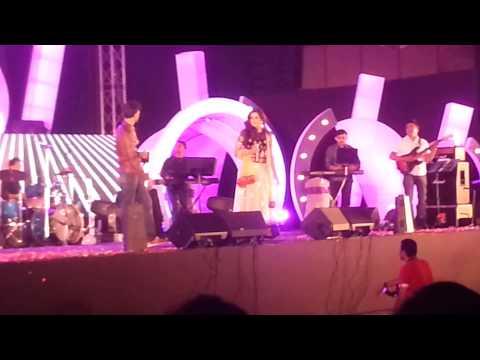 Shreya Ghoshal Live Show in Chennai: Tu Hi Toh Mera Dost Hai...