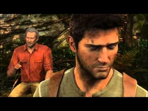 Uncharted la pelicula y The walking dead episodio 4