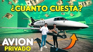 COMPRANDO UN AVION PRIVADO EN MEXICO 💸🇲🇽