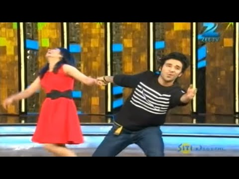 Dance India Dance Season 4 December 21 2013 - Raghav & Srishti...