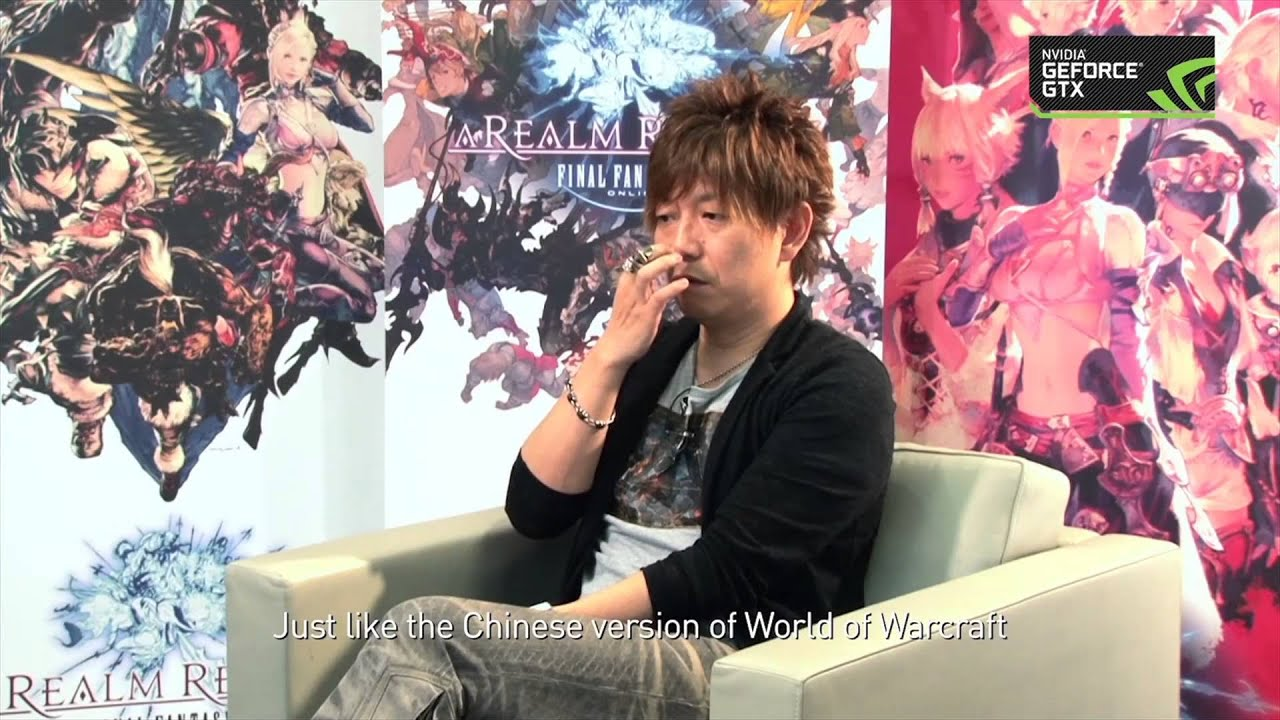 Developer Interview Square Enix YouTube